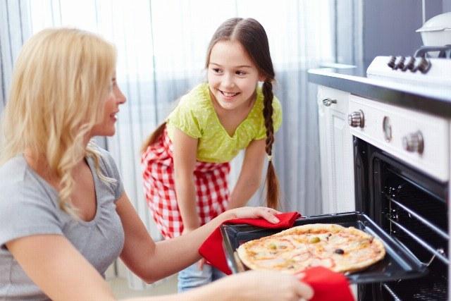 Foto Cocinar refuerza el vínculo familiar y es una actividad muy interesante para los niños