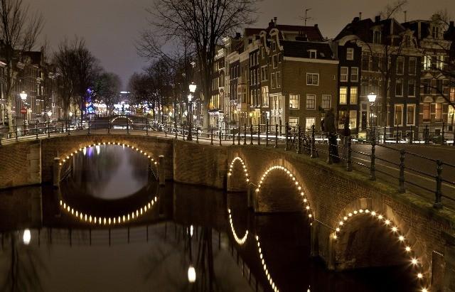 Foto Ámsterdam: lugar de amigos y grandes planes