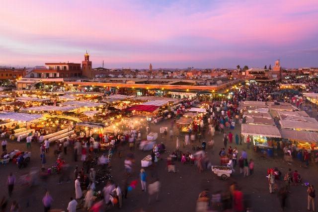 Foto Marrakech: entre el misticismo y el misterio