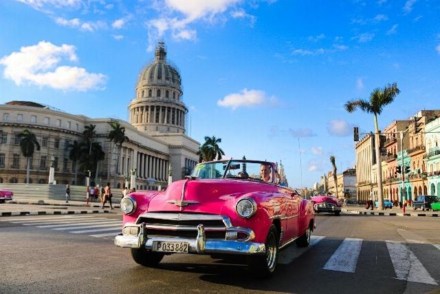 Foto La Habana: el refugio de los Transformers