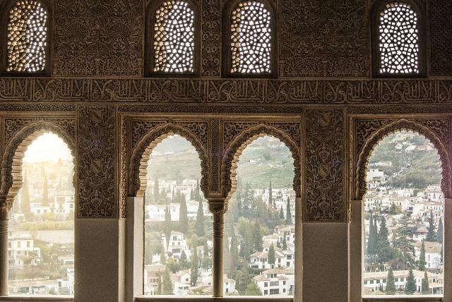Foto Granada: enclave de la última cruzada