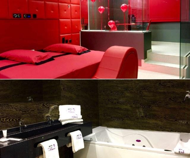 Foto El Motel Venus Madrid Norte lo tiene todo para vivir una noche de pasión