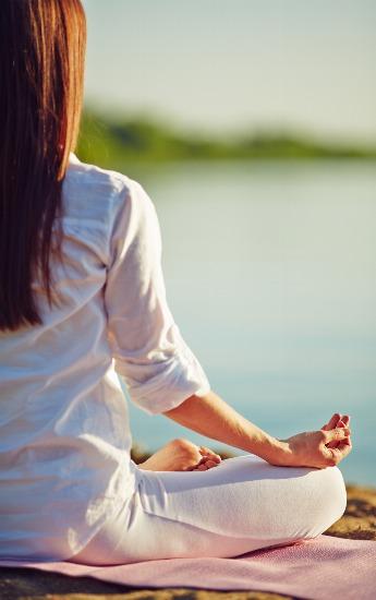 Foto Encuentra tu equilibrio y la paz interior con la meditación trascendental