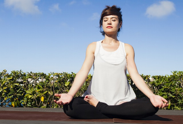 Foto Cómo elegir el lugar y el momento para meditar