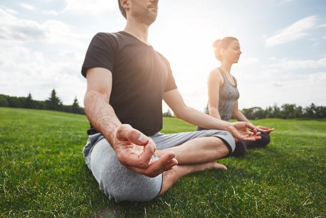 Foto Técnicas y posturas para practicar la meditación