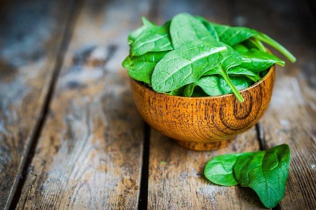 Foto Las propiedades y beneficios de las espinacas
