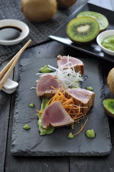 Foto Frutas, verduras y pescado azul, el trío ganador contra el estrés