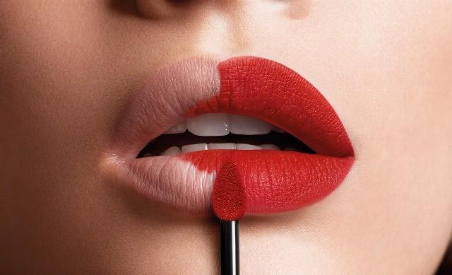 Foto Los labiales de acabado mate son los más indicados si buscas duración en el maquillaje de labios