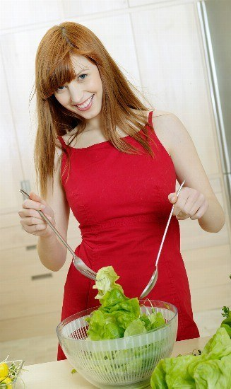 Foto Dieta adelgazante y reparadora
