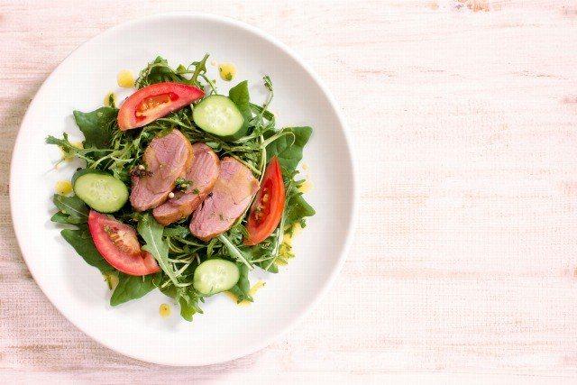 Foto Menú para la dieta hipocalórica depurativa y rejuvenecedora