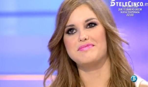 Foto Gala reaparece en Mujeres y Hombres y Viceversa después de su accidente