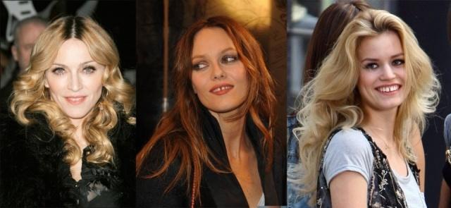 Foto Madonna, Vanessa Paradis y Georgia Jagger se apuntan a las tendencias dentales