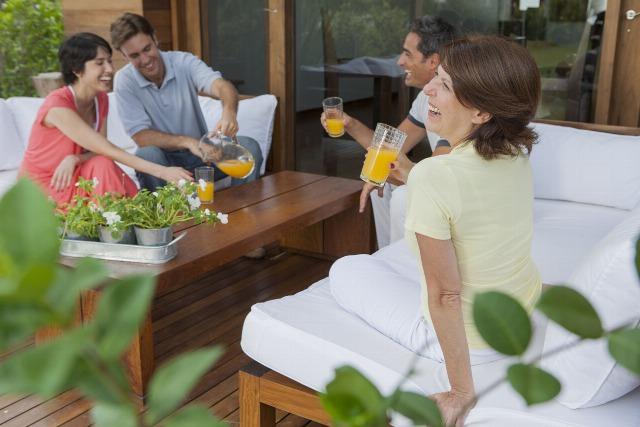 Foto Consejos para evitar conflictos con la familia política