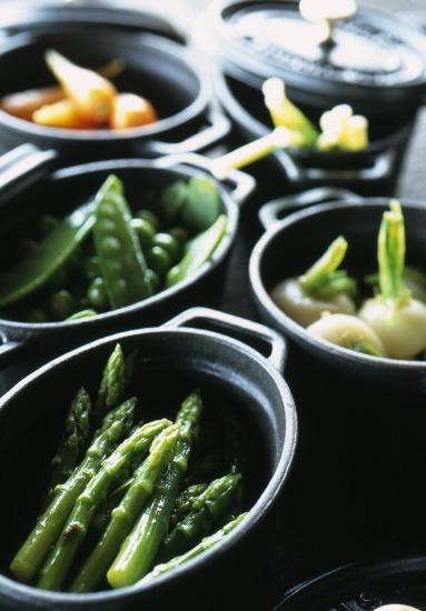 Foto Cómo preparar y cocinar las distintas verduras y legumbres