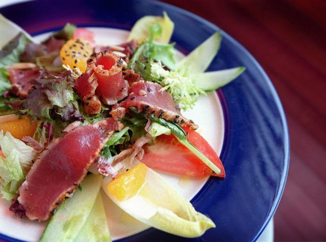 Foto Con las ensaladas puedes tener un plato único, completo y saludable