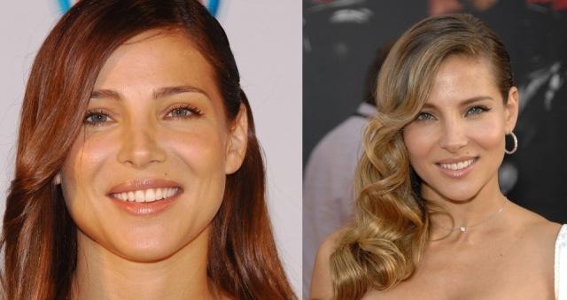 Foto El antes y después de Elsa Pataky