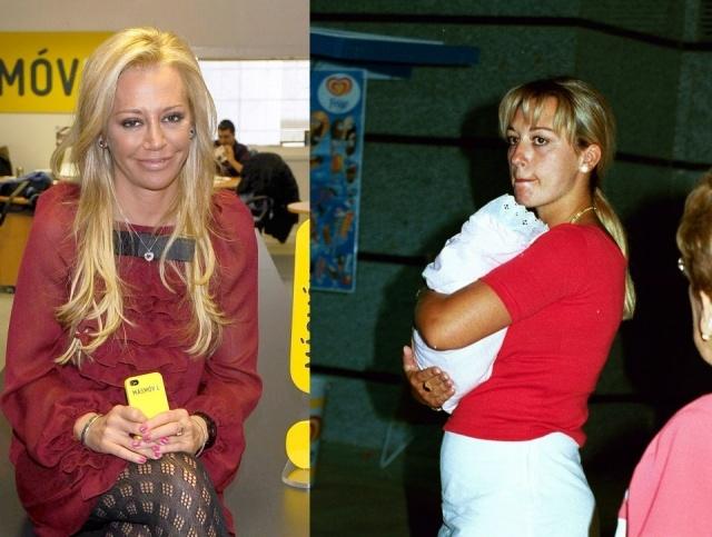 Foto El antes y el después de Belén Esteban