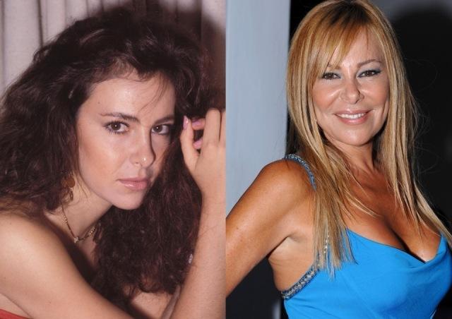 Foto El antes y el después de Ana Obregón