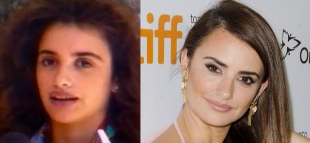 Foto El antes y el después de Penélope Cruz, ¿cómo se nota el paso de los años en su imagen
