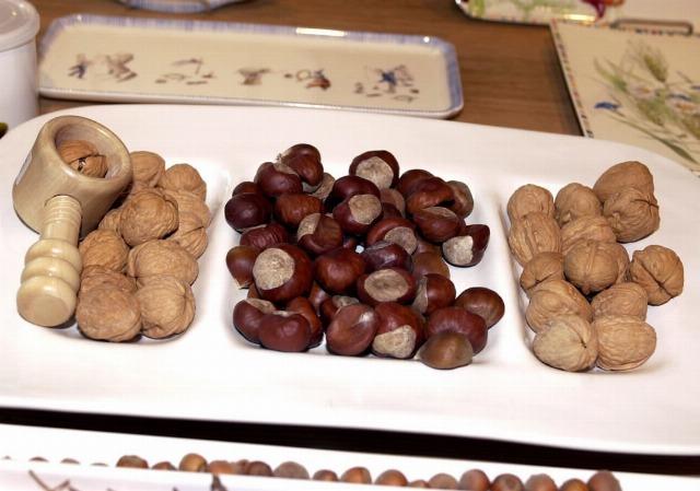 Foto Los frutos secos, una opción ideal para la merienda