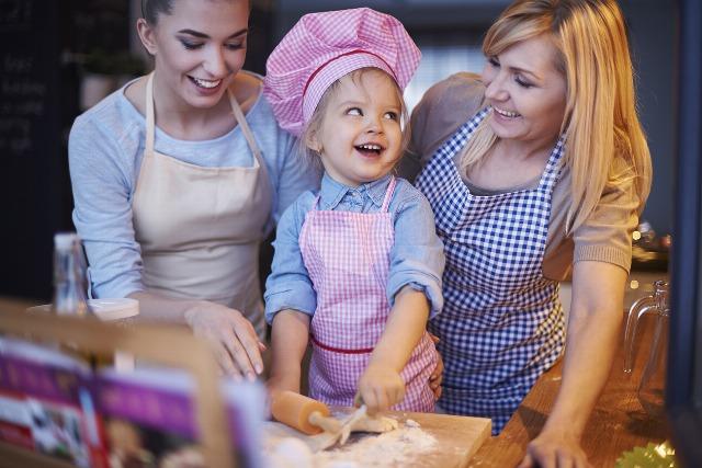 Foto Convierte la merienda en un juego de niños