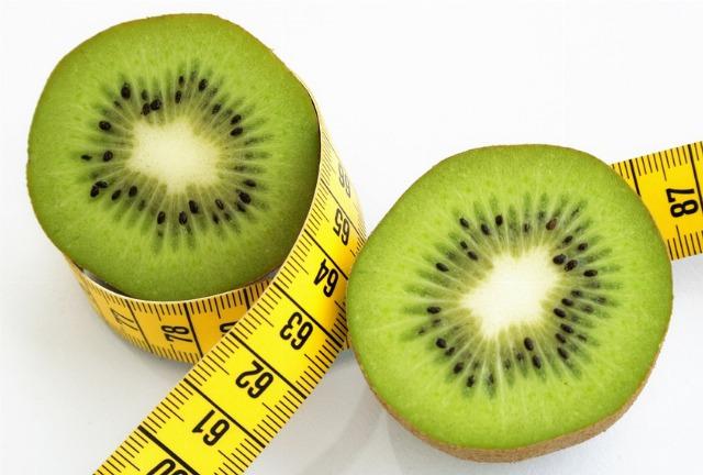 Foto Los kiwis ayudan a perder peso