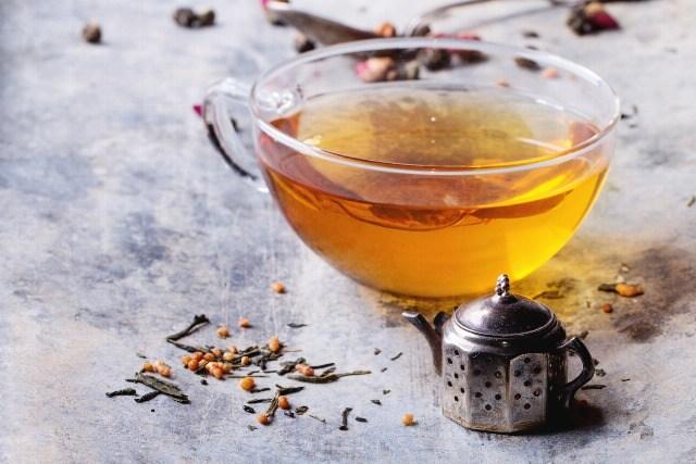 Foto Tipos de tés
